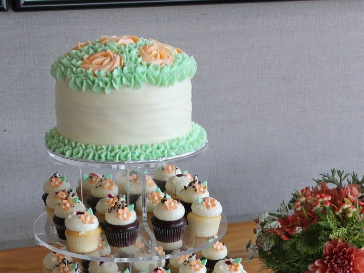 Tmx 1435286249730 Img6156 Bellingham wedding cake