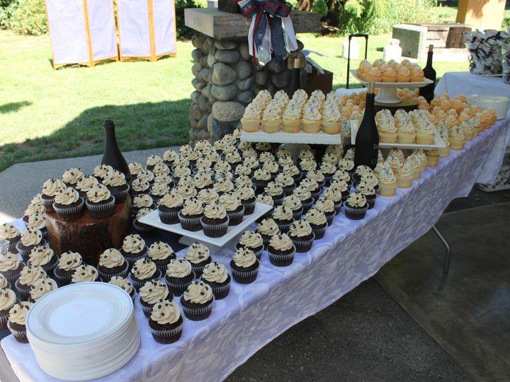 Tmx 1435286408945 Img5914 Bellingham wedding cake