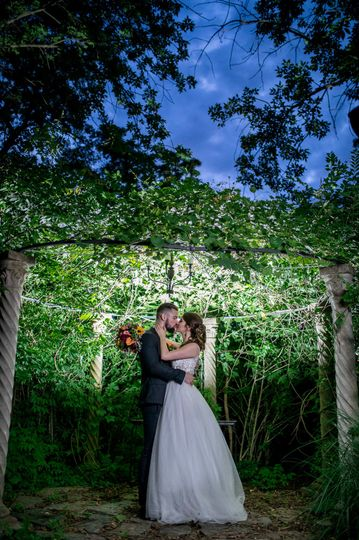 enchanted acres harrisonville missouri wedding 59