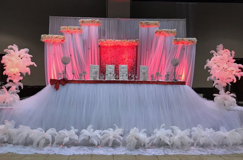 Grand Head Table