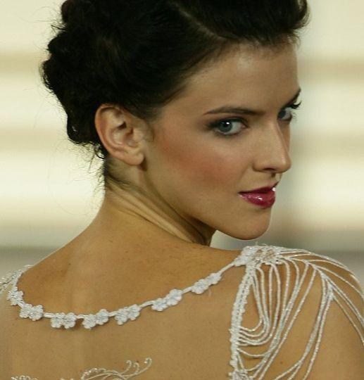 Claire Pettibone Spring 2006 Fashion Show