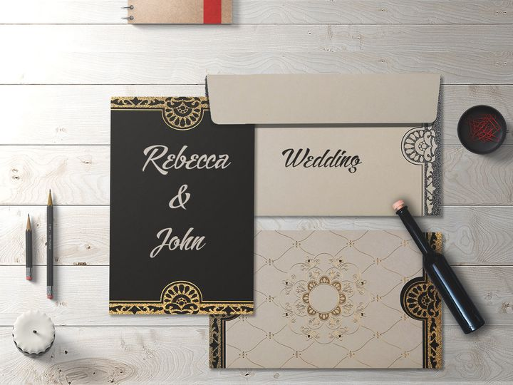 Tmx Indian Wedding Cards 51 788561 1568632274 Iselin, NJ wedding invitation