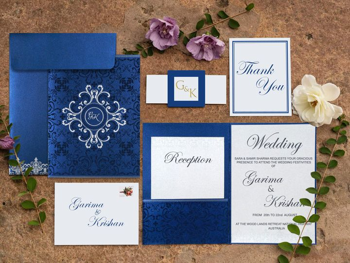 Tmx Muslim Wedding Invitation 8244k 51 788561 1568632246 Iselin, NJ wedding invitation