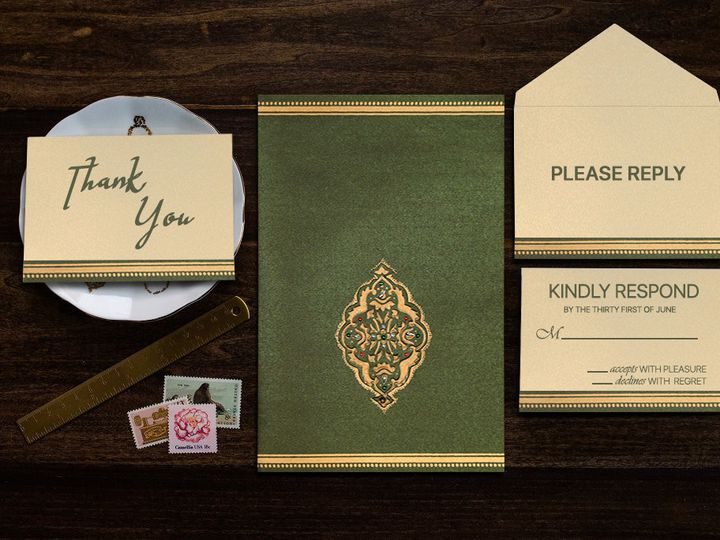 Tmx Muslim Wedding Invitations 51 788561 1570080634 Iselin, NJ wedding invitation