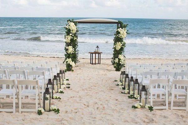 stunning beach wedding ceremony interest beach wedding ceremony ideas 51 1021661
