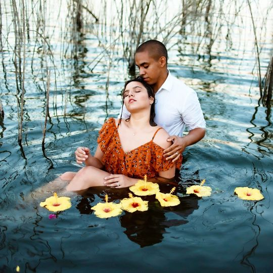 Love on the lake