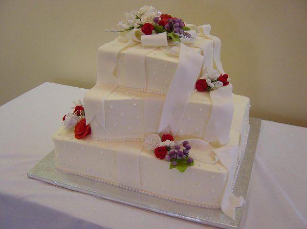 Tmx 1216273173134 4 Gaithersburg, MD wedding cake