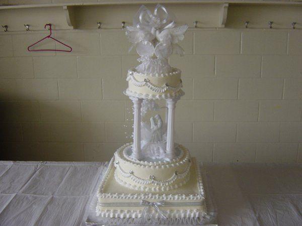 Tmx 1216273663728 DSC03247 Gaithersburg, MD wedding cake