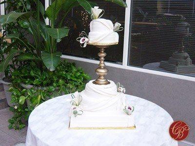 Tmx 1216274157384 Wedding269 Gaithersburg, MD wedding cake