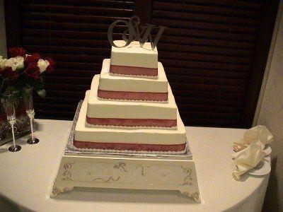 Tmx 1216274204978 WeddingDSC00370 Gaithersburg, MD wedding cake