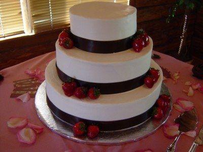 Tmx 1216274309697 WeddingDSC03679 Gaithersburg, MD wedding cake