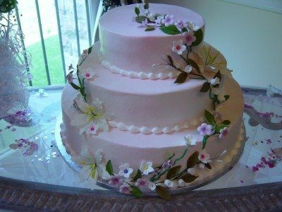 Tmx 1216274561494 WeddingDSC03865 Gaithersburg, MD wedding cake