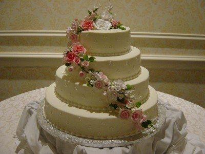 Tmx 1216274634603 WeddingPicture035 Gaithersburg, MD wedding cake