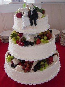 Tmx 1216274663291 WeddingPicture040 Gaithersburg, MD wedding cake