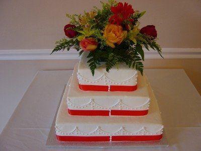 Tmx 1216274745072 WeddingPicture050 Gaithersburg, MD wedding cake