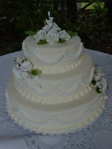 Tmx 1216274816884 WeddingPicture055 Gaithersburg, MD wedding cake