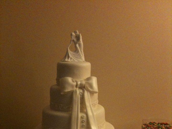 Tmx 1392909451014 Img108 Gaithersburg, MD wedding cake