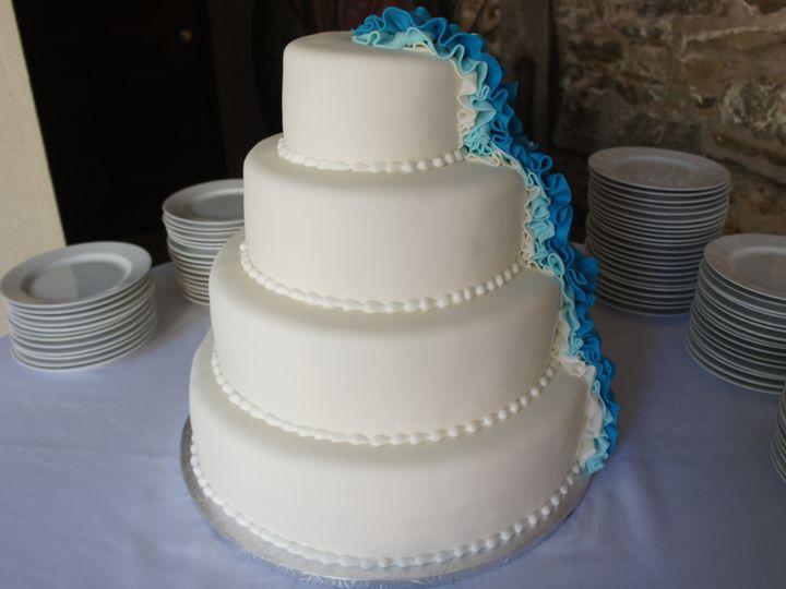 Tmx 1392910157809 Dsc0182 Gaithersburg, MD wedding cake