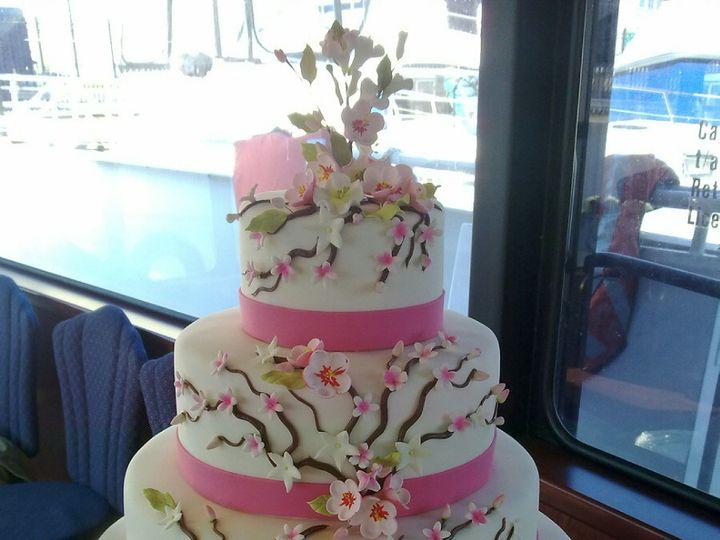 Tmx 1392910254495 Img178 Gaithersburg, MD wedding cake