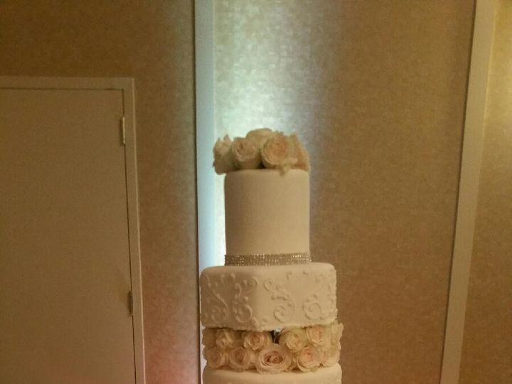 Tmx 1441741674854 Img0972 Gaithersburg, MD wedding cake
