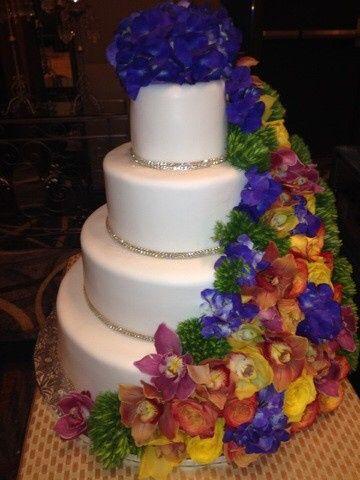 Tmx 1441741682295 Img1070 Gaithersburg, MD wedding cake