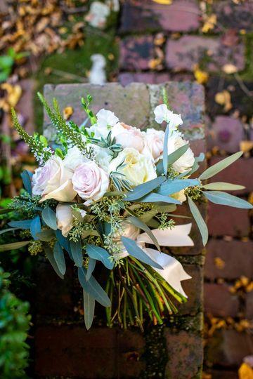 Petite bridal bouquet