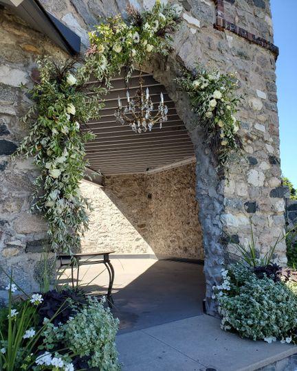 Castle Farms Stone Arch