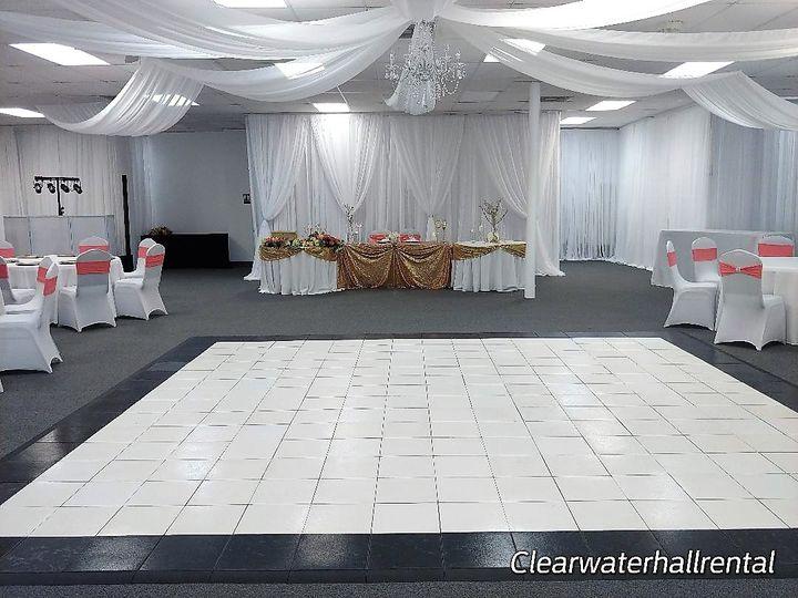 Reception hall venue