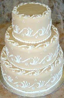 Tmx 1235429254703 BF91 Lake Forest wedding cake