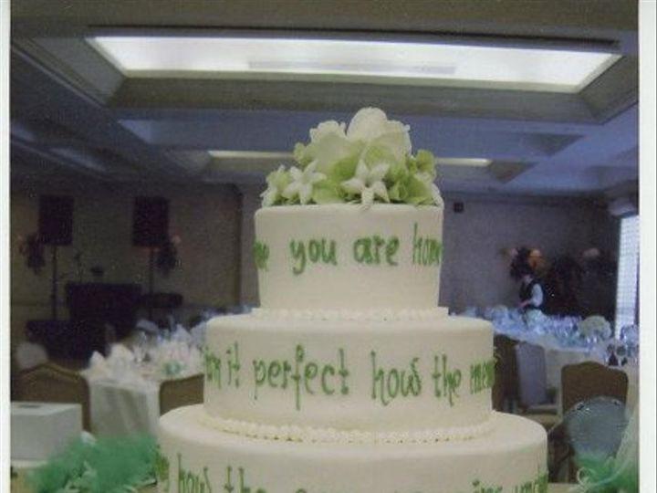 Tmx 1235429731593 IMG Lake Forest wedding cake