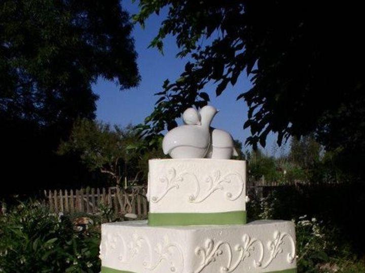Tmx 1235429745125 P1010014 Lake Forest wedding cake