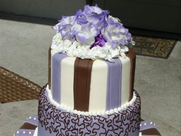 Tmx 1235429746968 P1010028 Lake Forest wedding cake
