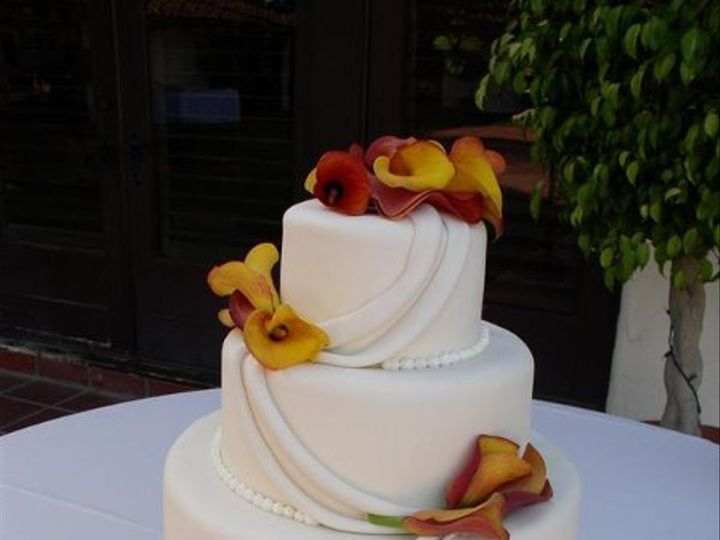 Tmx 1235429763734 P1010036 Lake Forest wedding cake