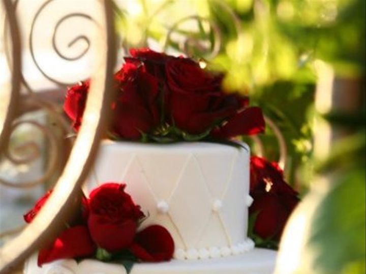 Tmx 1235429780437 RyanVanessa200smaller Lake Forest wedding cake