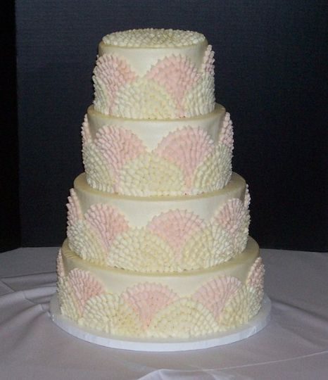 Frosted In All Buttercream This Cake Is A Recreation Of Martha Stewart By