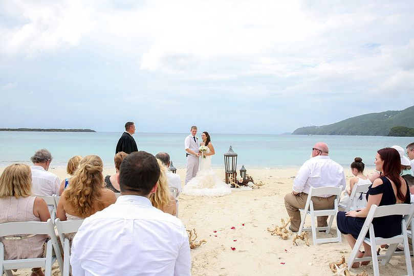 Another beautiful ceremony