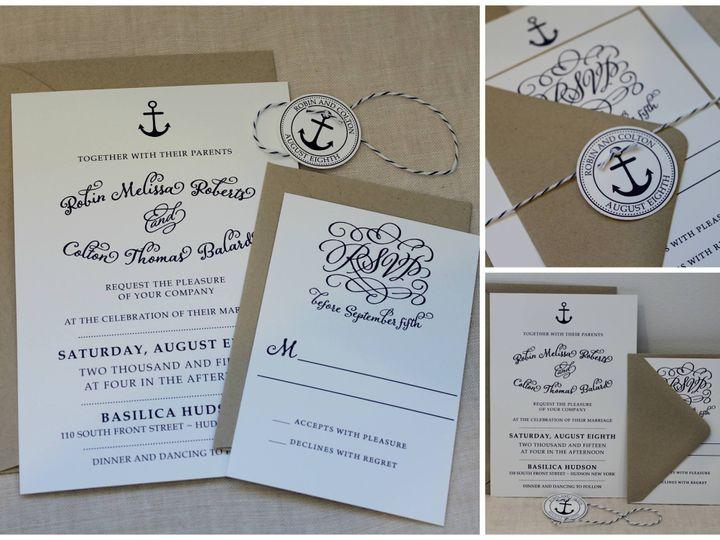 Tmx 1474656616022 116989419733250527018512458902405588929283o Providence wedding invitation