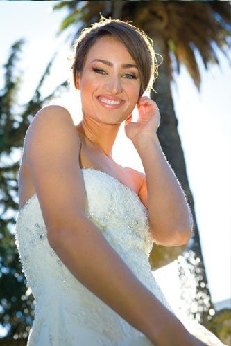 Wedding Makeup by Sharon Elizabeth Photography by Sasha Georgeson