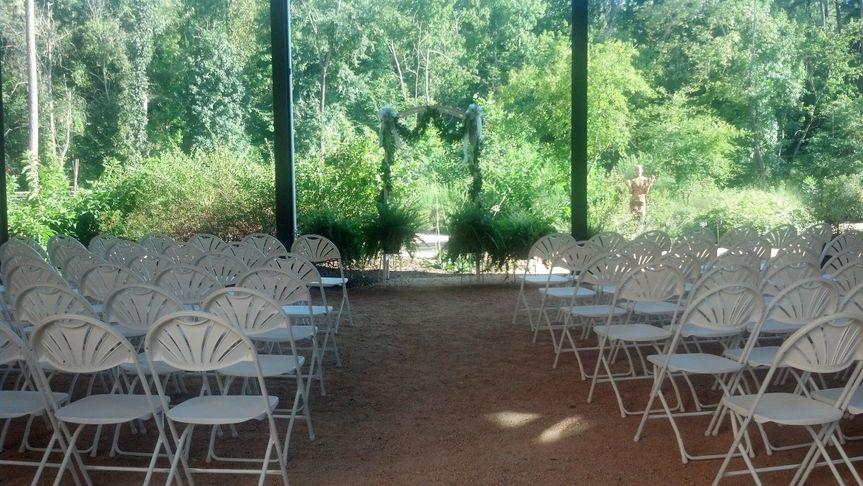 North Carolina Botanical Garden Venue Chapel Hill Nc Weddingwire