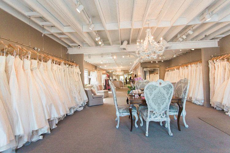 M h pomander 39 s bridal reviews ratings wedding dress for Wedding dress shops in indianapolis