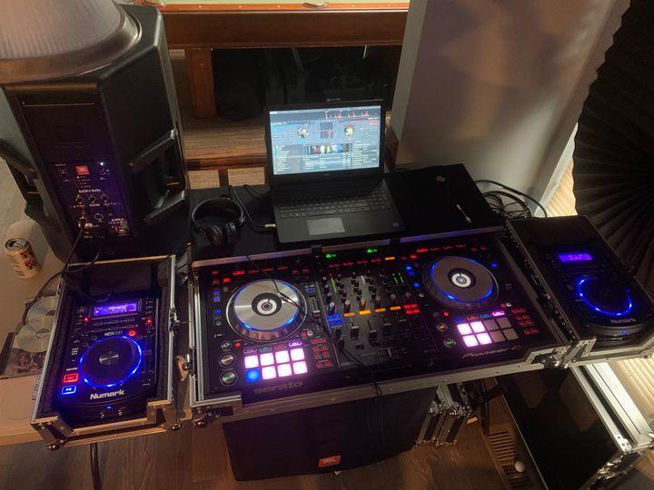 DJ board two