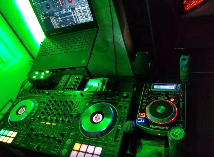 Where the DJs shine