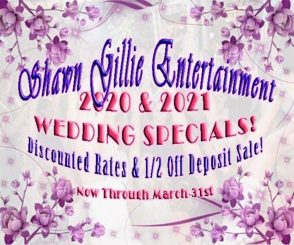 shawn gillie dj service special 2 51 1037661 158432821142327