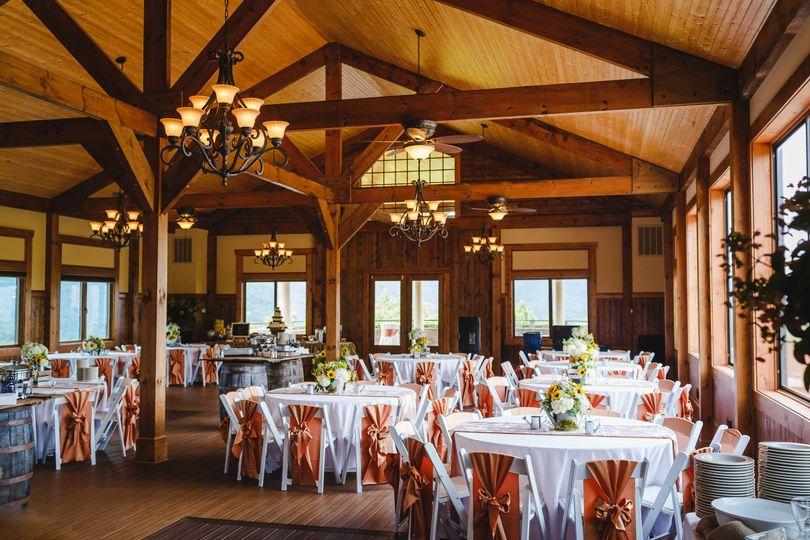 House Mountain Inn Venue Lexington VA WeddingWire - Table mountain inn restaurant