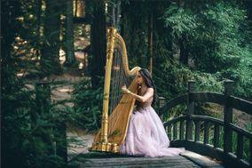 Aysha Gomez-Kureishi, Harpist | Bay Area Harp