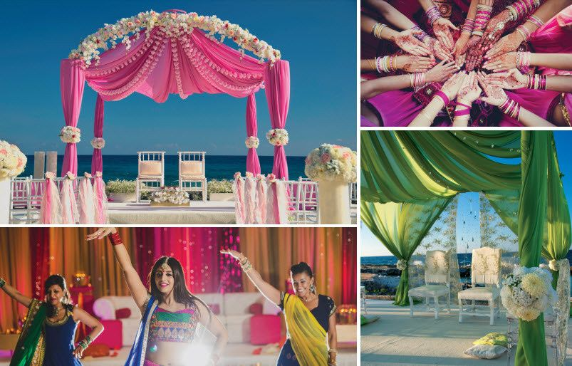 Hindu Destination Wedding at Hard Rock