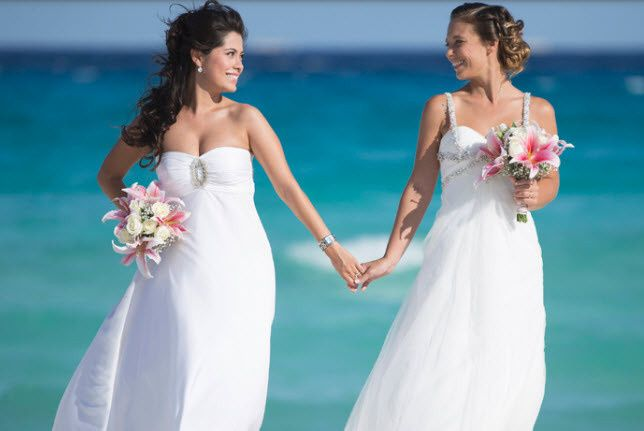 Sandos Destination Wedding