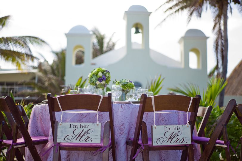Destination Wedding Karisma Chapel Mexico