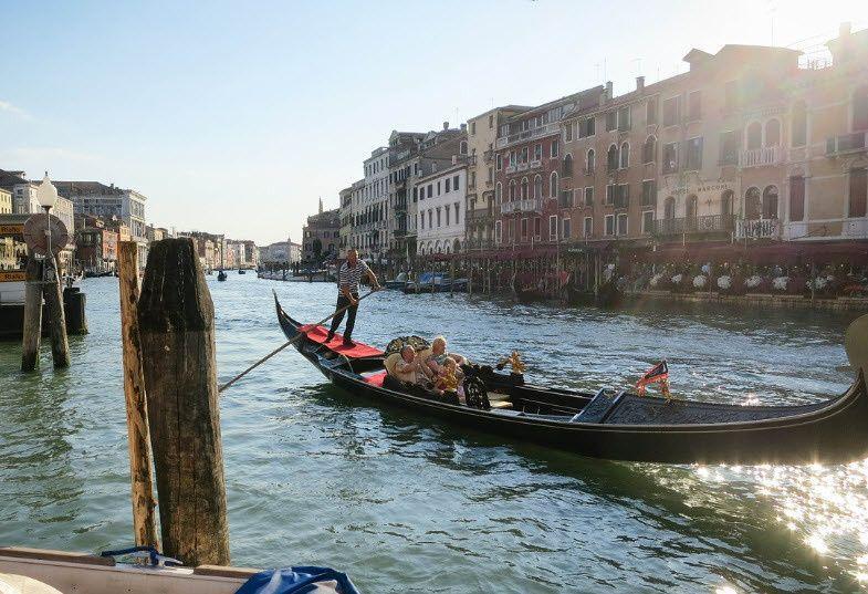 Venice Italy Honeymoon