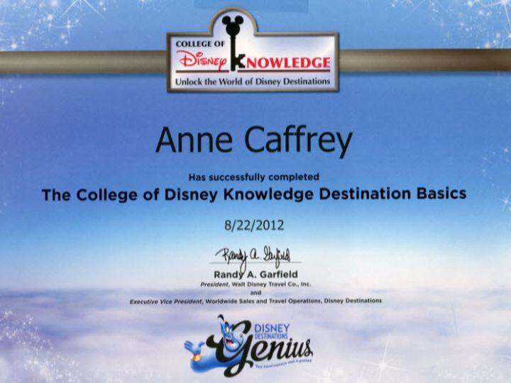 Tmx 1471972491864 Anne Caffrey Disney Cert Warwick, RI wedding travel